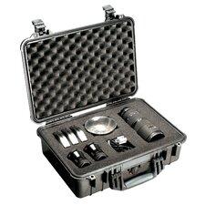"Watertight Case with Foam: 14"" x 18.5"" x 7"""