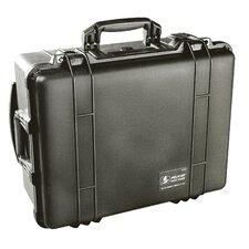 "Equipment Case with Foam: 22"" x 17.94"" x 10.44"""