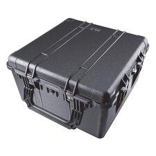 "Equipment Case with Foam: 27.5"" x 27.19"" x 16.31"""
