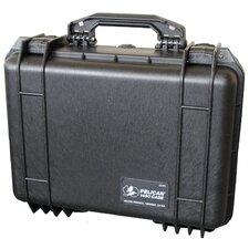 "Equipment Case with Foam: 13"" x 16"" x 6.88"""