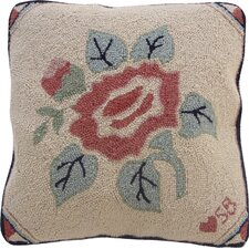 Vintage Home Wool Throw Pillow