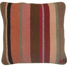 Yipes Stripes Wool Throw  Pillow