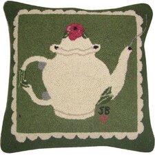 Counting Our Blessings Wool Throw Pillow