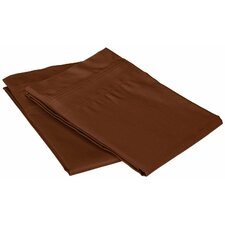 Superior 650 Thread Count Solid Pillowcase