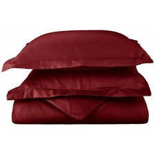 Micro Check 800 Thread Count Pillowcase (Set of 2)