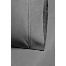 Cotton 1000 Thread Count Solid Pillowcase