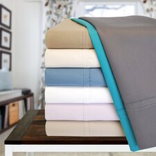 6 Piece 1000 Thread Count Cotton  Sheet Set