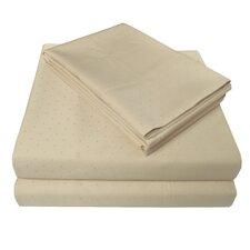 400 Thread Count Premium Long-Staple Combed Cotton Sheet Set