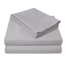 400 Thread Count Premium Long-Staple Combed Cotton Sheet Set