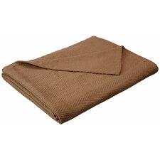 Cotton Metro Weave Blanket