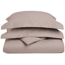 Cotton Rich 3 Piece Duvet Cover Set
