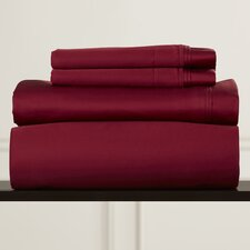 Ferguson 1000 Thread Count Premium Long-Staple Combed Cotton Solid Sheet Set