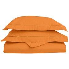 Superior 800 Thread Count Premium Long-Staple Combed Cotton Duvet Cover Set