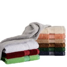 Superior Rayon Soft and Absorbent Wash Cloth (Set of 12)