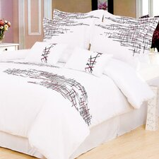 Impressions Lily Duvet Cover Set