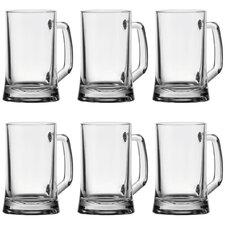6-tlg. Bierseidel-Set Beer Generation