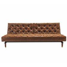 Old School Chesterfield Sleeper Sofa