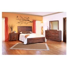 Montecarlo Sleigh Customizable Bedroom Set