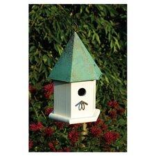 Copper Songbird Birdhouse