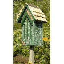 Mademoiselle Butterfly Birdhouse