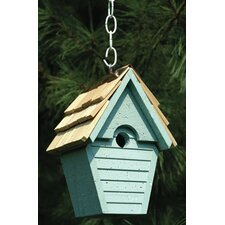 Wren-in-the-wind Birdhouse
