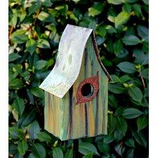 Shady Shed Mounted Birdhouse