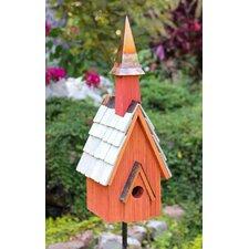 Chapel Mounted Birdhouse