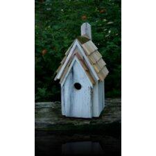Blue Bird Manor Birdhouse