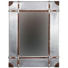 Vintage Framed Wall Mirror