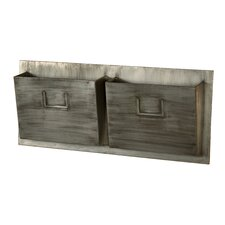 Industrial Wall Mounted Mailbox