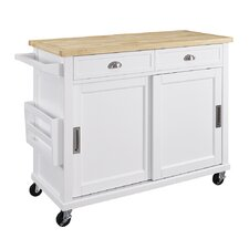 Cortez Kitchen Cart