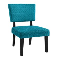 Taylor Side Chair in Teal Blue