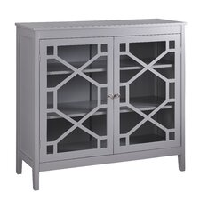 Fetti 2 Door Large Accent Cabinet