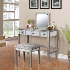 Madison Vanity Set with Mirror