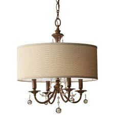 Clarissa 4 Light Chandelier