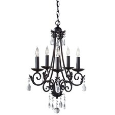 Nadia 5 Light Chandelier