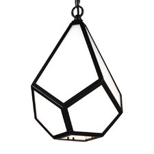 Diamond 1 Light Mini Pendant
