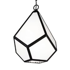 Diamond 1 Light Mini Pendant