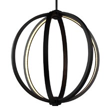 Khloe Globe Pendant
