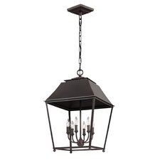 Galloway 6 Light Foyer Pendant