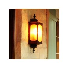 Market Square 3 Light Outdoor Wall Lantern