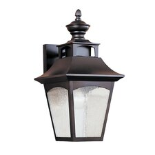 Homestead 1 Light Outdoor Wall Lantern