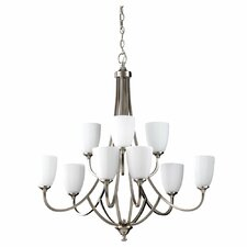 Perry 9 Light Chandelier