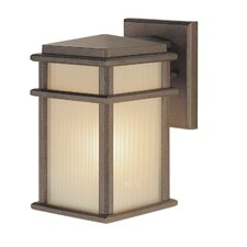 Mission Lodge 1 Light Wall Lantern