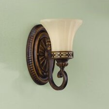 Edwardian 1 Light Wall Sconce