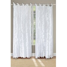 Waterfall Curtain Panel (Set of 2)