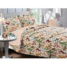 Safari Park Quilt Collection