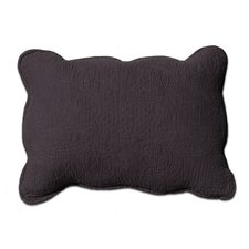 Sebastine Quilted Decorative Cotton Throw Pillow