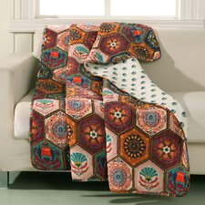 Annika Quilted Throw