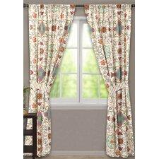 Esprit Window Curtain Panels (Set of 2)